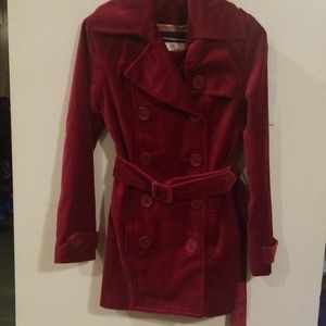 JUICY COUTURE VELVET JACKET SIZE  M